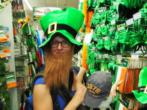 Dublin - Feen, Sagen, Guinness - Finnegan, der Kobold der Nation