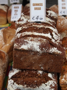Ein Fest für die Sinne - Local Food Market, Dublin, Irland