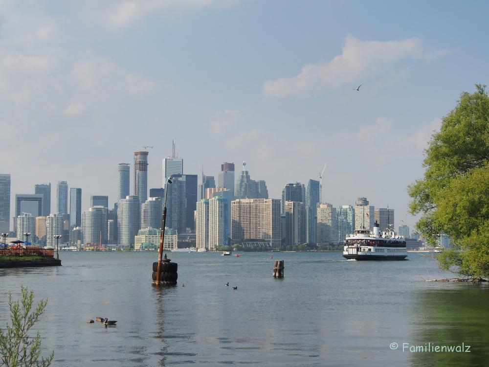 In Toronto und Montréal