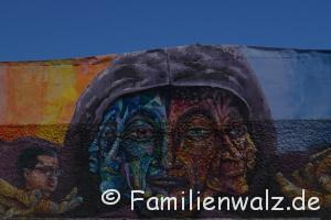 Santiagos schönste Ecken, Chiles schwere Geschichte und warum sie etwas mit uns zu tun hat - in Valparaiso