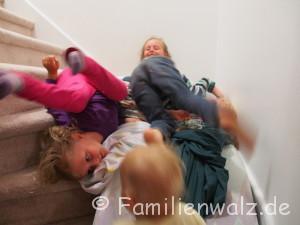 Warum Homeschooling vielleicht doch nicht des Teufels ist - unsere Woche in Alexandria - bei Carolyn und Chantal