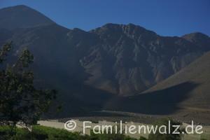 Unser Advent in Chile: Ein Anden-Dorf feiert das HOMA-Ritual - Auf dem Weg ins Valle de Elqui