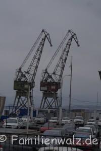 Dem Herzen folgen, Coquimbo streifen und in Pisco Elqui für immer bleiben wollen - Hafen in Coquimbo