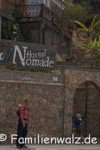 Dem Herzen folgen, Coquimbo streifen und in Pisco Elqui für immer bleiben wollen - Hostal Nomade in Coquimbo