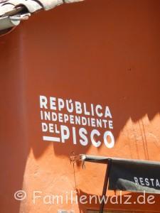 Santiagos schönste Ecken, Chiles schwere Geschichte und warum sie etwas mit uns zu tun hat - in Santiago