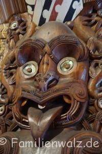 Und plötzlich Thailand - Museum Waitangi Treaty Grounds