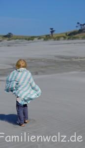 """Vorbereitungen einer Weltreise oder """"Mein Schwert kommt mit"""" - In Neuseeland"""