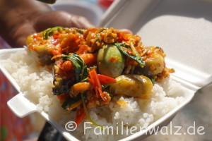 3 Tage Bangkok - Zwischen Raserei und Ruhe - Streetfood