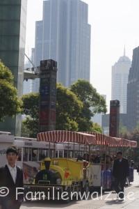 Shanghai - Willkommen in der Zukunft - Auf der Nanking Road