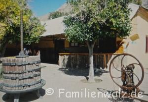 Magisches Pisco Elqui - Sterne, Wein und echte Schätze - Die Destillerie Fundo Los Nichos