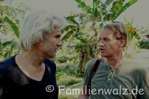 Über Freiheit und Mut, Bobby Dekeyser und die Heiligen der Müllhalde - Bobby Dekeyser und Markus Wasmeier